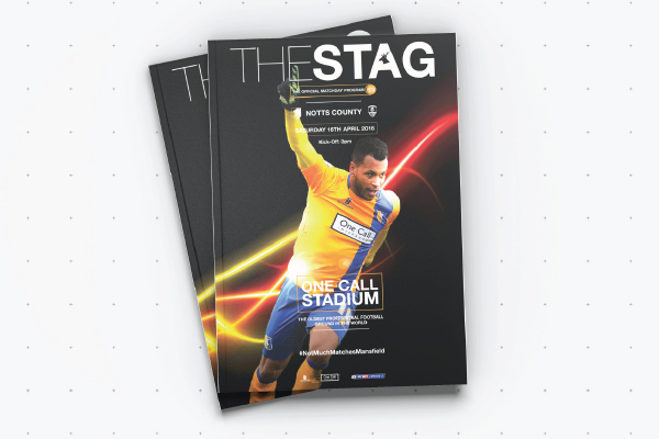 mansfield town football club the stag